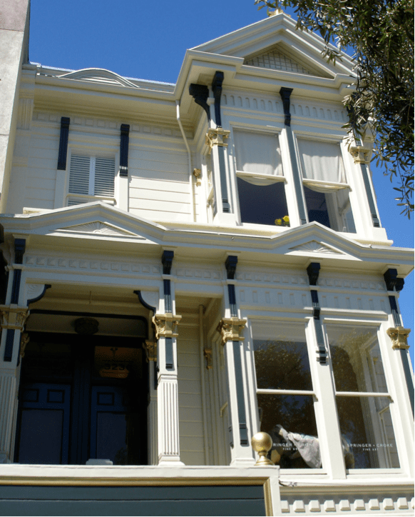 Historic Home Interior Design San Francisco 1