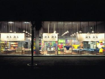 Aca Joe stores in Mexico