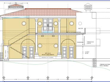 Home Architecture Design Los Cabos