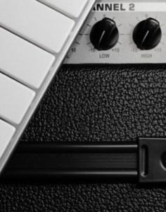 Keyboard amps
