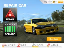 Real Racing3 Car Damage
