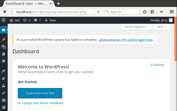 wp 2 - 在 Ubuntu 16.04 安裝 WordPress
