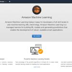 透過範例告訴你如何使用 AWS 機器學習服務:Amazon Machine Learning