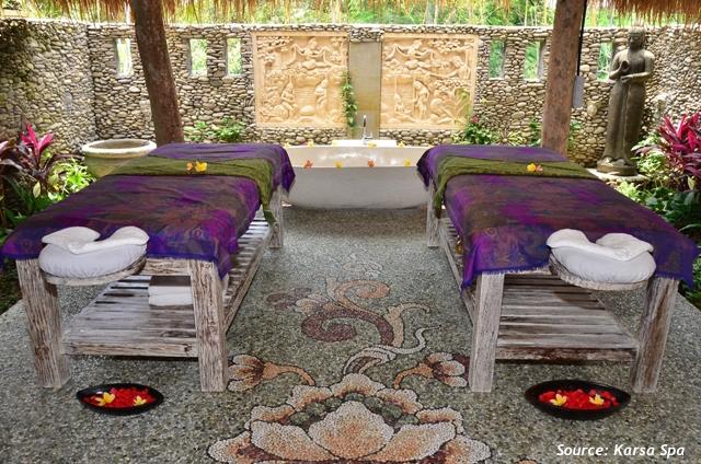 Karsa Spa Ubud Bali