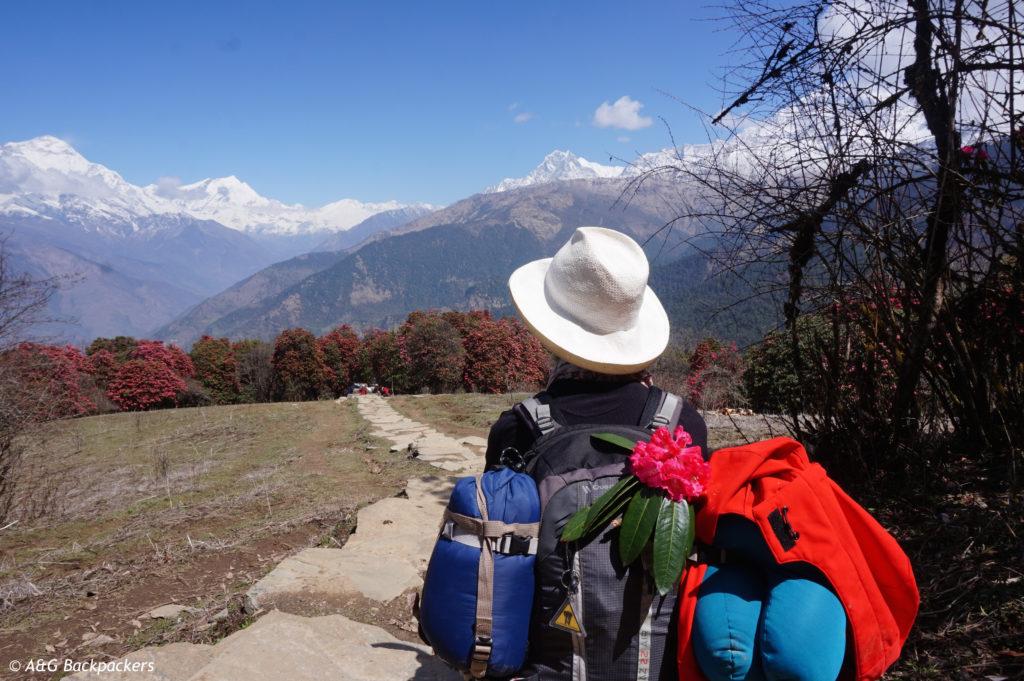Trek autour de l'Anapurna dans l'Himalaya