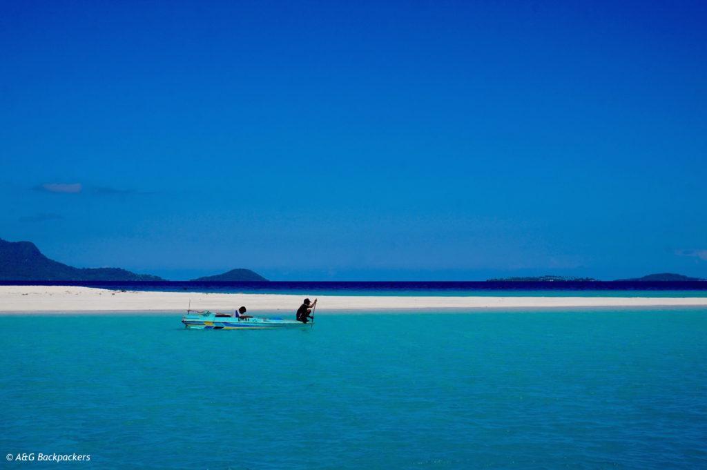 Sibuan Island Bornéo Malaisie