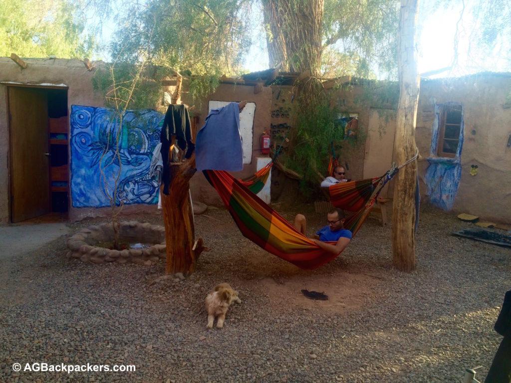 San Pedro de Atacama - Juriques hostal