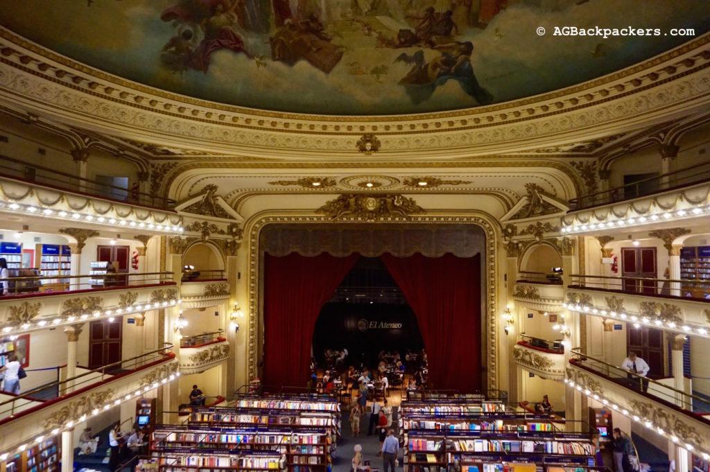Librairie Buenos Aires (E)El Ateneo