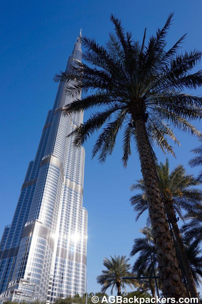 Dubai Express - Borj Al Khalifa