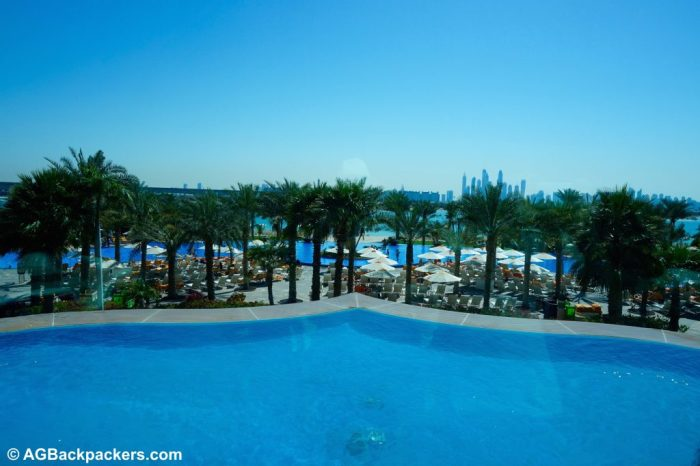Dubai Express - hôtel Atlantis