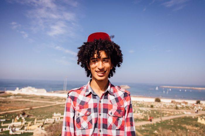 Hamza, le photographe de ces clichés @7amzart