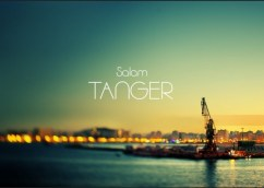 Tanger by night