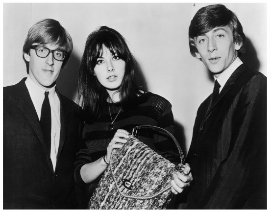 Old Ad for JT Carpetbag (with founder Jerry Terrence!)