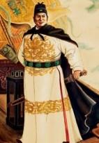 Retrato de Zheng He Fuente: Inst. Confucio, vol. 5, nº 2, Marzo 2011, pág. 60.