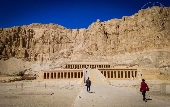 Templo de Hatshepsut o at Deir el Bahari