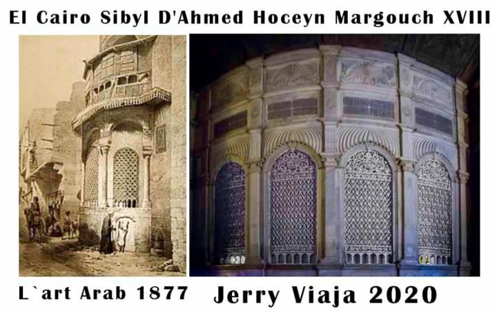 Comparacion de las cisternas de agua en el Cairo, Egipto 2020 vs 1877