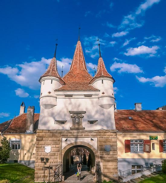 Puerta de Ecaterine, Brasov, Rumania
