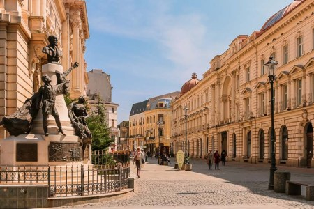 Guía: Qué ver en Bucarest, Casco Antiguo. Rumania