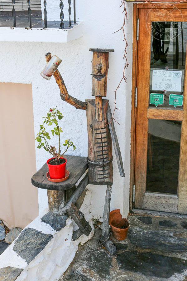 Capileira, pueblo más bonito de españa