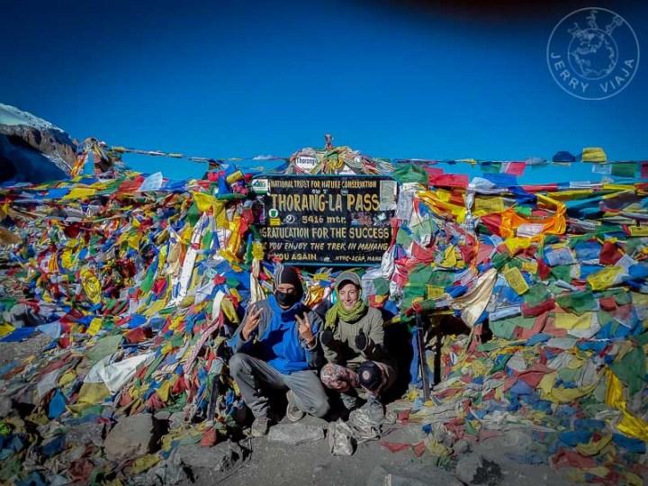 Thorong La Pass, Circuito Annapurna, Nepal