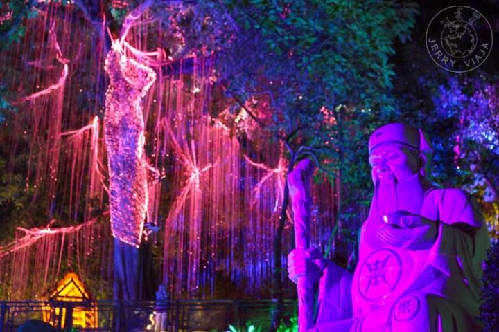 Jardín Secreto de Avatar, Penang, Malasia