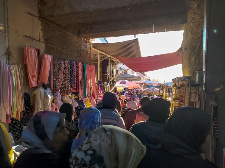 Medina de Mequinez, Marruecos