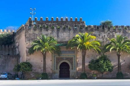 Palacio Real, Mequinez, Marruecos