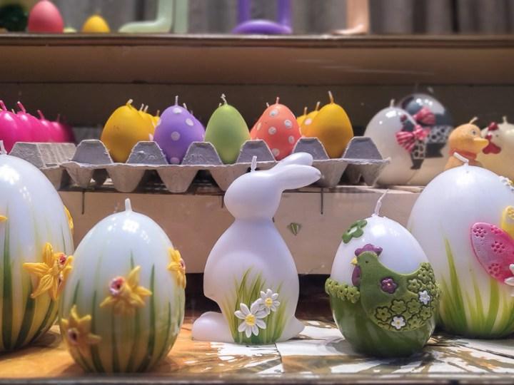 Huevos de pascua, huevos de chocolate, turismo, semana santa, españa