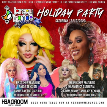 Jersey City Pride Holiday Party