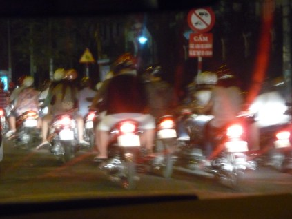 Tons of mopeds