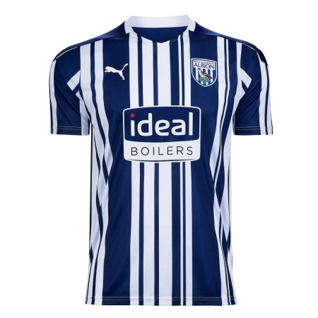 20/21 West Bromwich Albion Home Jersey - Jersey Loco