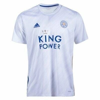 20/21 Leicester City Away Jersey - Jersey Loco