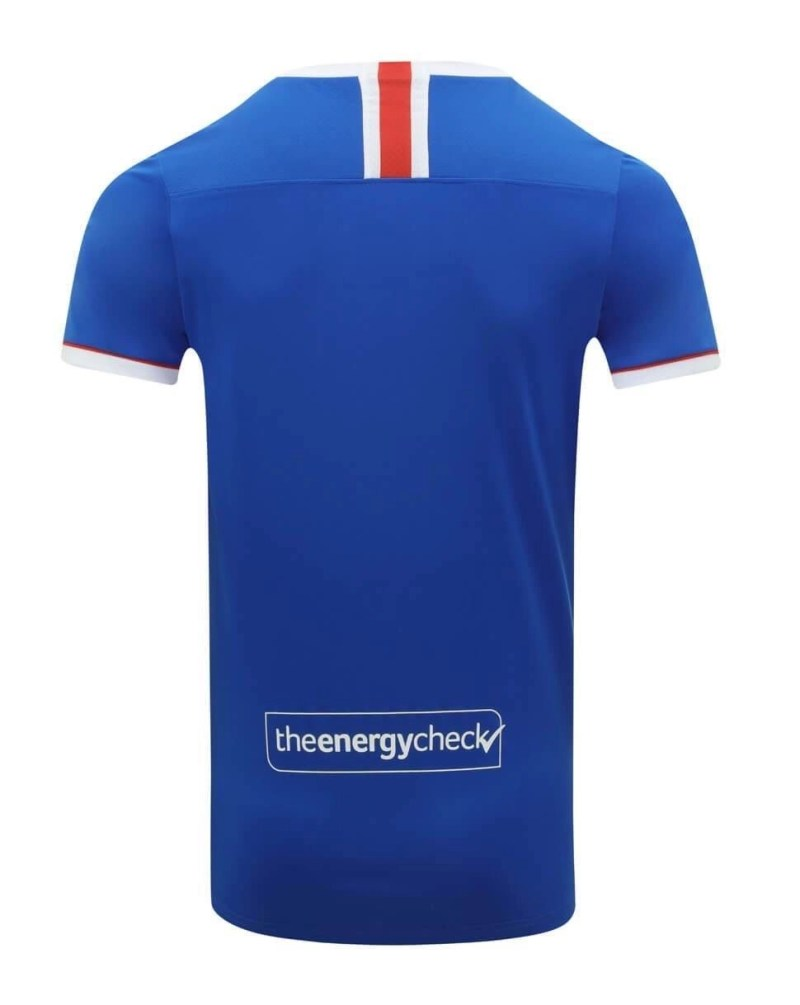 20/21 Rangers FC Home Jersey - Jersey Loco