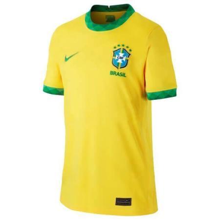 Copy of 20/21 Brazil Home Jersey - Jersey Loco