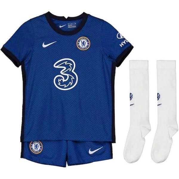 Copy of 20/21 Chelsea Home Kids Kit - Jersey Loco