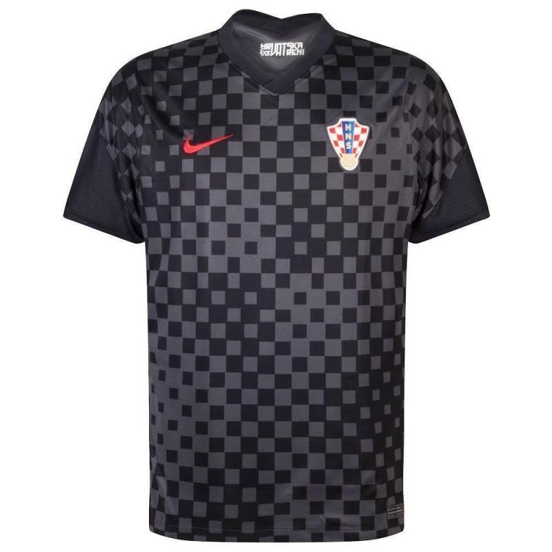 20/21 Croatia Away Jersey - Jersey Loco