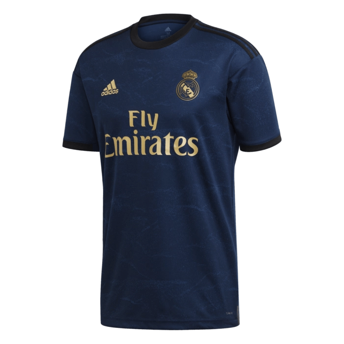 19/20 Real Madrid Away Jersey - Jersey Loco