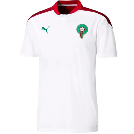 Morocco 20/21 Away Jersey - Jersey Loco