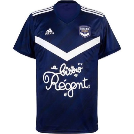 20/21 Bordeaux Home Jersey - Jersey Loco