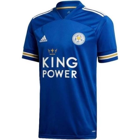 20/21 Leicester City Home Jersey - Jersey Loco