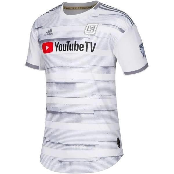 20/21 LAFC Los Angeles Away Jersey - Jersey Loco