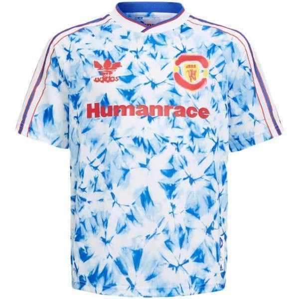 20/21 Manchester United Human Race Jersey - Jersey Loco