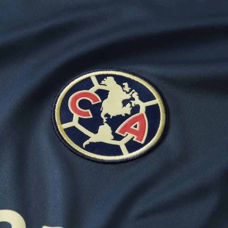 2022 Club America Away Kit Crest