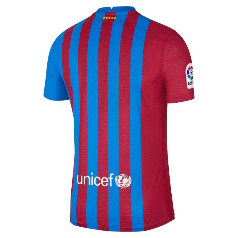 2022 Barcelona Home Kit Back Image