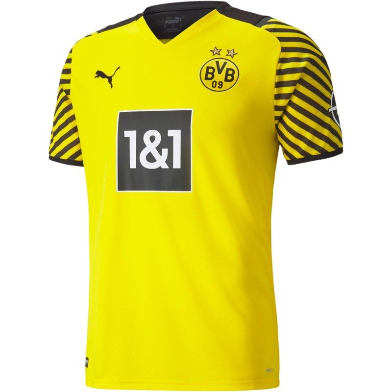 2022 Dortmund Home Jersey Image