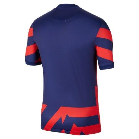 2022 USA Away Kit Back Image