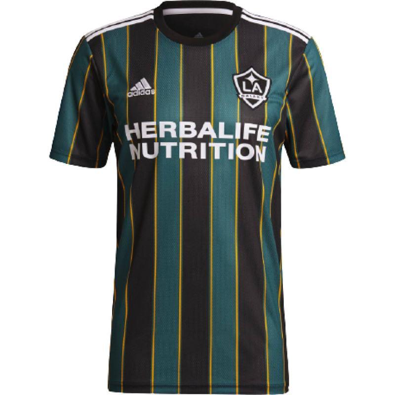 21/22 LA Galaxy Away Kit Front Image