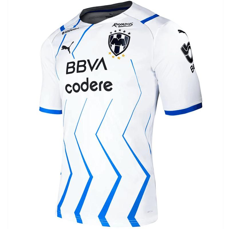 21/22 Monterrey Away Kit Front Image