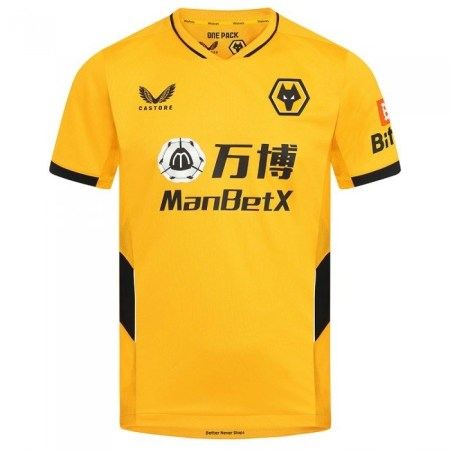 21/22 Wolverhampton Wolves Home Kit Front Image