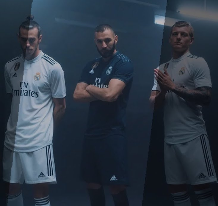 Buy Real Madrid Jerseys Online Nigeria